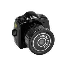 2018 Small Mini Spy Camera Camcorder Pinhole DVR Hidden Digital Video Recorder