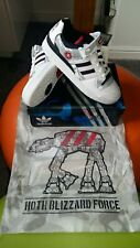 """Deadstock.adidas Forum Lo """"Star wars Hoth Blizzard Force"""" shoes size 8 uk Eur 42"""