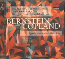 Leonard Bernstein(CD Album)Bernstein/ Copland: Orchestral Works-New