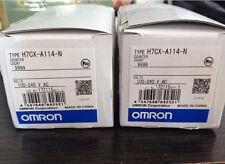 Omron Digital Counter Brand H7CX-A114-N 100-240VAC