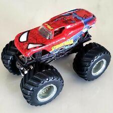 Hot Wheels 1:64 Monster Jam / Monster Truck - #4 Marvel - Spiderman