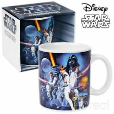 Neuf STAR WARS A New Hope rétro tasse thé café emballé Licence Official