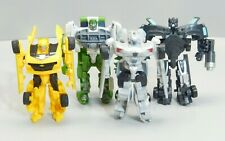 Transformers Legends Bumblebee Sideswipe Ironhide Ratchet Autobot Lot
