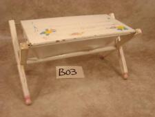 B03 VINTAGE 1950'S GINNETTE BABY DOLL CHANGING TABLE