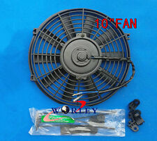 """For Thermo Fan 10""""inch 12 volt 12V Electric Cooling Fan + Mounting kit"""