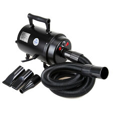 Dog Cat Pet 2800W Grooming Dryer Hair Blower Heater Blaster Hairdryer UK Plug