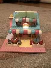 Blue Bird Pizza House 1993 Vintage Toy Collectable Rare Working Lights