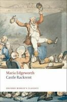 Castle Rackrent by Maria Edgeworth 9780199537556 | Brand New | Free UK Shipping