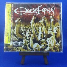 OZZY OSBOURNE/VARIOUS: Ozzfest Second Stage Live ULTRA RARE JAP PROMO VJCP-68280