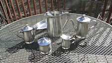 Serving Set Stainless