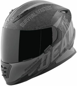 Speed & Strength SS1310 The Quick and The Dead Helmet Motorcycle Street Bike
