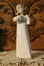 Retired 1974 Liadro Girl With Guitar - Mint