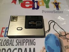 Kodak DISC 4000 vintage macchina fotografica con custodia