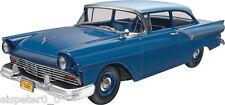 57` Ford Custom, Revell USA Model Kit 1:25, 85-4283, New