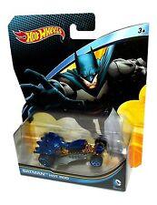 Hot Wheels - DC Universe Batman Hot Rod 1:64 Collectible Die Cast Car (BBBDM70)