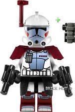LEGO STAR WARS - ARC ELITE CLONE TROOPER + GUNS & PACK - BESTPRICE - 9488 - NEW