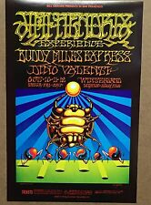 Jimi Hendrix Experience Buddy Miles Dino Vintage Original 1968 2nd Print Poster