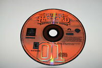 Dukes of Hazzard Racing for Home Playstation PS1 Video Game Disc Only