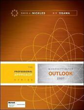 Microsoft Office Outlook 2007 : A Professional Approach by David J. Nickles...