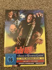 An American Werewolf in London blu ray Turbine {Region B} Japan Cover *222 Made*
