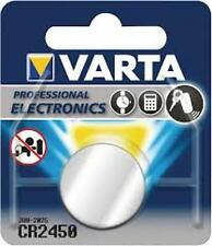 PILA BATTERIA VARTA 6450101401 - CR 2450 (LITIO)