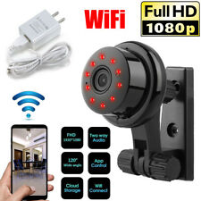 Mini Hidden Spy Camera Wireless Wifi IP Home Security HD 1080P DVR Night Vision