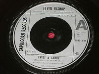 "Elvin Bishop ‎– Twist and Shout  1976  Capricorn records   7""  EX"