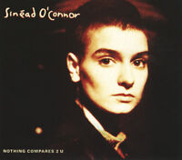 Sinéad O'Connor ‎Maxi CD Nothing Compares 2 U - Europe (EX+/EX+)