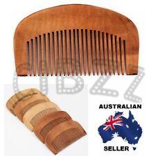 1x Hair Comb Fine Tooth Mini  Anti Static Healthy Hair Care Tool Brush Wood