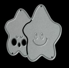 Smiling Stars metal die - for use in most cutting systems!