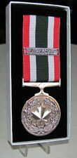 Canadian - The Special Service Medal (SSM) & ALERT Bar Full Size