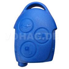 Ford - 3 Tasten Oberteil Schlüssel Blau Gehäuse Schlüsselgehäuse Transit Ersatz