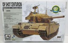 TANK IDF SHOT CENTURION MK5& 5/1 1967 Early Type Maquette 1/35eme AFV Club 35159
