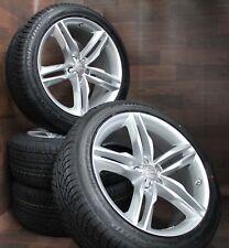 Audi A6 4G 19 Zoll Winterräder s line Alufelgen design 255 40 19 Silber