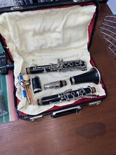 Vintage French Clarinet with Case - Ebo-Tone Sml Paris France