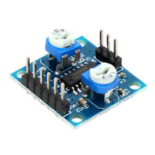 Mini Digital Amplifier Board Plate Audio Volume Control Module No Noise Amp X3D4