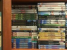 225 Disney Children Movie Dvd Lot- Pick and Choose- Order more and Save!- Kids