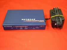 Netgear Firewall Print Server 10/100 Router Network Wired Fr114P Prosafe