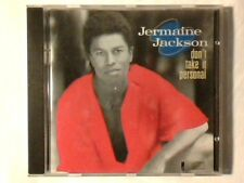 JERMAINE JACKSON Don't take it personal cd USA CLIMIE & FISHER 10 TRACKS
