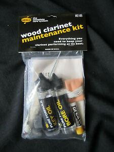 Herco HE105 Wood Clarinet Maintenence Kit