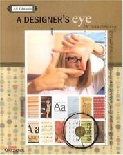 A Designer's Eye for Scrapbooking by Ali Edwards 2006, Paperback ~ LAYOUT DESIGN