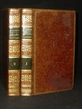 LETTRES DE FAMILLE SUR L'ÉDUCATION - Mme GUIZOT - 2/2 volumes - 1828