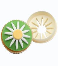 FMM Cutter Cup Cake Circle / Daisy Cutting Tool Fondant Sugar Icing Decoration
