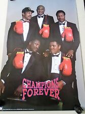 Muhammad Ali / Original Poster / Boxing Champs Forever / Exc.+ New cond.- 22x34""
