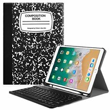 Fintie iPad Pro 10.5 Keyboard Case with Built-in Apple Pencil Holder - SlimShell