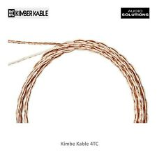 Kimber Kable 4TC Speaker Cable, (price $79 is per meter)