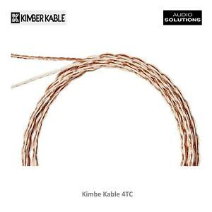 Kimber Kable 4TC Speaker Cable, (price $79 is per meter)