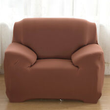 Stretch Sofabezug Sofahusse 1er,2er,3er- oder 4er Couch Sofa Bezug Husse,6 Farbe