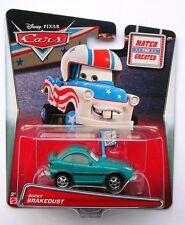 Disney Pixar Cars Toon  BUCKY BRAKEDUST  Very Rare UK !!