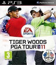 TIGER WOODS PGA TOUR 11          --  NEUF           -----   pour PS3